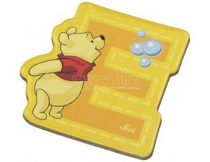 Trudi Sevi 82763 - Winnie The Pooh Letteraa E Adesiva 7 Cm