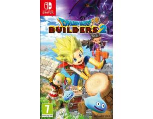 DRAGON QUEST BUILDERS 2 GIOCO DI RUOLO (RPG) - NINTENDO SWITCH