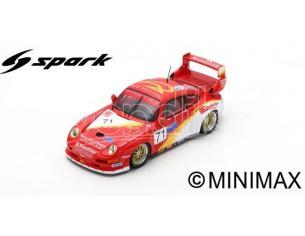 Spark Model S5529 PORSCHE 911 GT2 N.71 LM 1996 NEARN-FARMER-MURPHY 1:43 Modellino