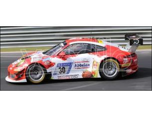 Spark Model SG408 PORSCHE 911 GT3 R N.30 24 H NURBURGRING 2018 ARNOLD-MULLER-HENZLER-C. Modellino