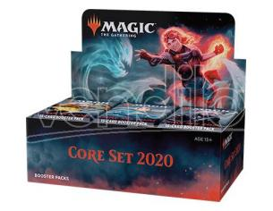 MAGIC SET BASE 2020 BUSTA CARTE - DA GIOCO/COLLEZIONE