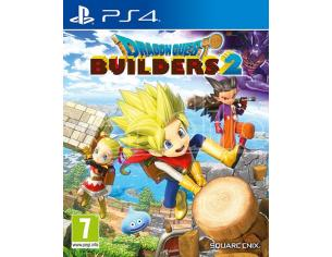 DRAGON QUEST BUILDERS 2 AZIONE AVVENTURA - PLAYSTATION 4
