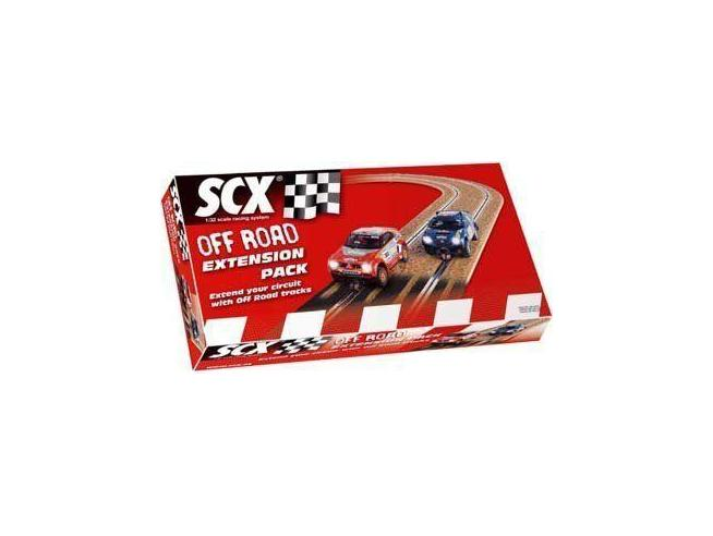 SCX 88700 Accessori pista Off Road Extension Pack 1:32