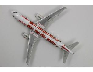 Herpa 562027 Swiss Air Lines Airbus A320 EM 2008 Aereo 1/400 Modellino