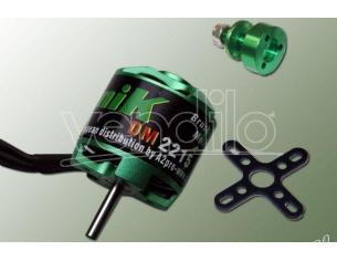 Pro-Tronik 22153500 Motore DM2215 3500KV 220W Accessori