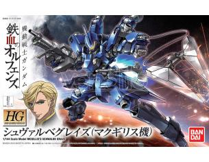BANDAI MODEL KIT HG GRAZE MCGILLIS SCHWALBE 1/144 MODEL KIT