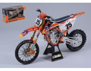 New Ray NY49633 RED BULL KTM 450 SX-F N.25 MARVIN MUSQUIN 1:6 Modellino
