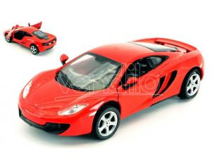New Ray Ny51193mcr Mc Laren Mp4-12c Red Metallolic 1:32 Modellino
