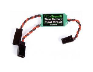 Pro-Tronik Dual Battery Circuit Input 6A (D-BIC) Accessori