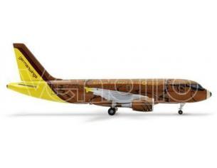 Herpa 561358 Germanwings Airbus A319 Bearbus 1:400 Aereo Modellino
