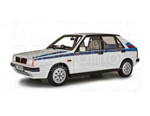 LAUDO RACING LM108EN LANCIA DELTA 1600 HF I.E. S.S. MARTINI R86 3a SERIE MERCATO UK 1986 1:18 Modellino
