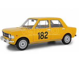 LAUDO RACING LM112B1 FIAT 128 1a SERIE N.182 ASCOLI-COLLE SAN MARCO 1969 CRISTIANO DEL BALZO Modellino