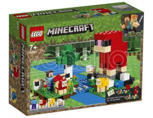 LEGO MINECRAFT 21153 - FATTORI DELLA LANA