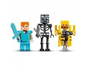 LEGO MINECRAFT 21154 - IL PONTE DEL BLAZE