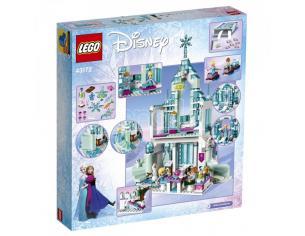 LEGO DISNEY PRINCESS 43172 - IL MAGICO CASTELLO DI GHIACCIO DI ELSA