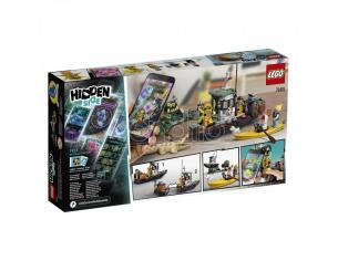 LEGO HIDDEN SIDE 70419 - IL PESCHERECCIO NAUFRAGATO