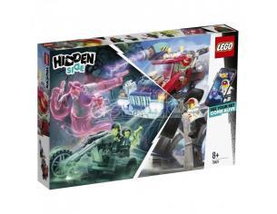 LEGO HIDDEN SIDE 70421 - LO STUNT TRUCK DI EL FUEGO