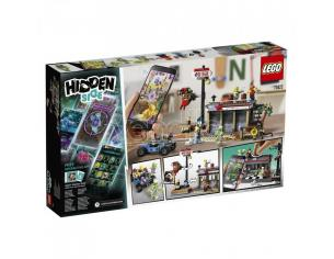 LEGO HIDDEN SIDE 70422 - ATTACCO ALLA CAPANNA DEI GAMBERETTI