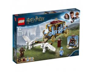LEGO HARRY POTTER 75958 -  LA CARROZZA DI BEAUXBATONS: ARRIVO A HOGWARTS