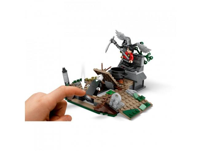 LEGO HARRY POTTER 75965 -  L'ASCESA DI VOLDEMORT