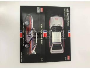 Scatola per Sun Star 4199 Audi Quattro Rally 1:18