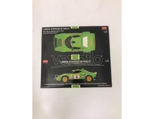 Scatola per Sun Star 4520 Lancia Stratos HF Rally 1:18