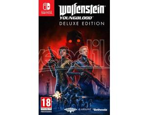 WOLFENSTEIN: YOUNGBLOOD DELUXE EDITION SPARATUTTO - NINTENDO SWITCH