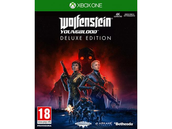WOLFENSTEIN: YOUNGBLOOD DELUXE EDITION SPARATUTTO - XBOX ONE