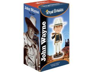 ROYAL BOBBLES JOHN WAYNE COWBOY HK HEADKNOCKER