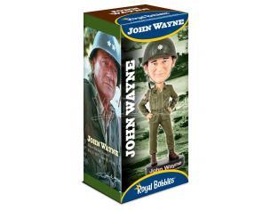 ROYAL BOBBLES JOHN WAYNE WWII HK HEADKNOCKER