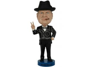 ROYAL BOBBLES WINSTON CHURCHILL HK HEADKNOCKER