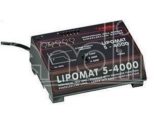 Robbe 8496 Lipomat 5-400 Caricabatterie celle singole e bilanciatore Scatola rovinata