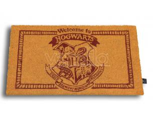 SD TOYS HP WELCOME TO HOGWARTS DOORMAT ZERBINO