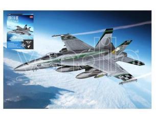 Accademy ACD12565 USN F/A-18E VFA-195 CHIPPY Ho 3 KIT 1:72 Modellino