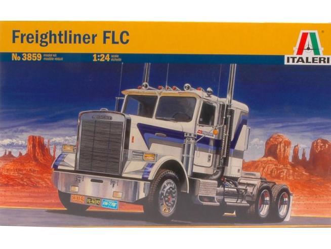 Italeri IT3859 FREIGHTLINER FLC KIT 1:24 Modellino