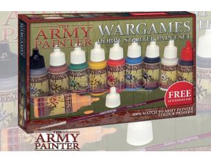 ARMY PAINTER ARMY P WARPAINTS STARTER PAINT SET COLORI