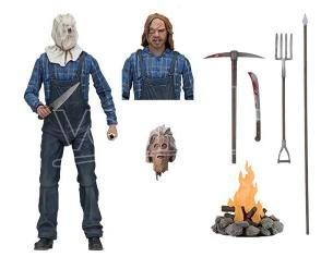 NECA FRIDAY THE 13TH ULTIM JASON PART.2 ACTION FIGURE