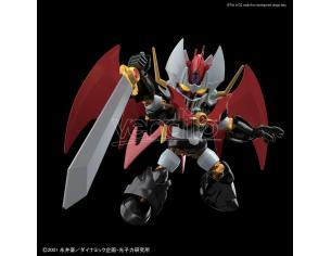 BANDAI MODEL KIT SD CROSS SILHOUETTE MAZINKAISER MODEL KIT