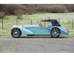 Matrix MX40205-102 BUGATTI T57SC SPORTS TOURER VANDEN PLAS CLOSED 1938 BLUE 1:43 Modellino