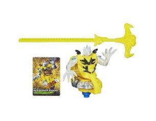 Hasbro BW-101 - Beywarriors Berserker trottola gialla (Giocattolo)