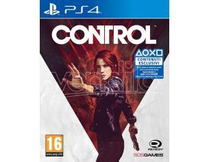 CONTROL AZIONE - PLAYSTATION 4