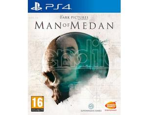 THE DARKPICTURES ANTHOLOGY: MAN OF MEDAN HORROR - PLAYSTATION 4