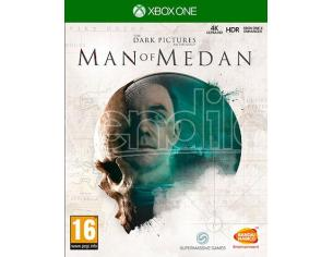 THE DARKPICTURES ANTHOLOGY: MAN OF MEDAN HORROR - XBOX ONE
