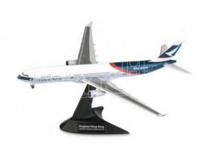 Herpa 502269 Cathay Pacific A330-300 100th aircraft-Progress Hong Kong 1:500