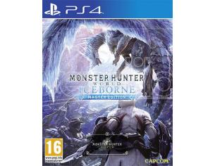 MONSTER HUNTER WORLD: ICEBORNE GIOCO DI RUOLO (RPG) - PLAYSTATION 4