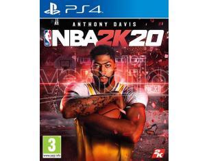 NBA 2K20 SPORTIVO - PLAYSTATION 4
