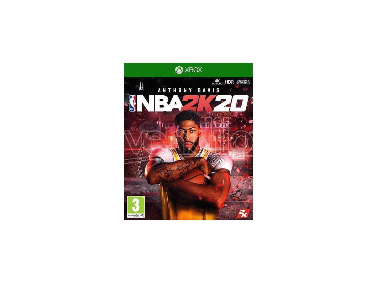 NBA 2K20 SPORTIVO - XBOX ONE