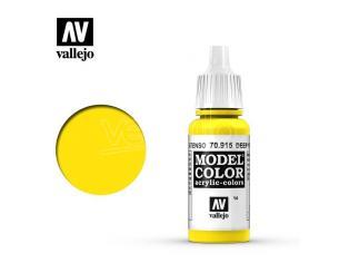 VALLEJO MC 014 DEEP YELLOW 70915 COLORI