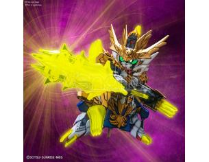 BANDAI MODEL KIT SD SANGOKU SOKETS MA CHAO GUNDAM BARBAT MODEL KIT