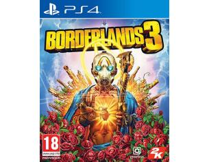 BORDERLANDS 3 SPARATUTTO - PLAYSTATION 4